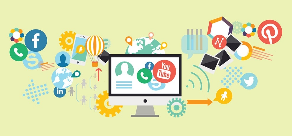 مدیریت شبکه اجتماعی در کاشان