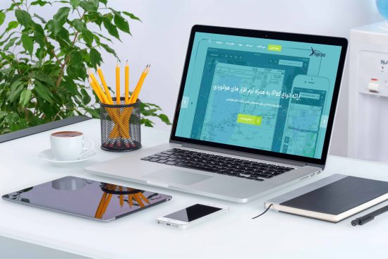 طراحی سایت فروش اکانت